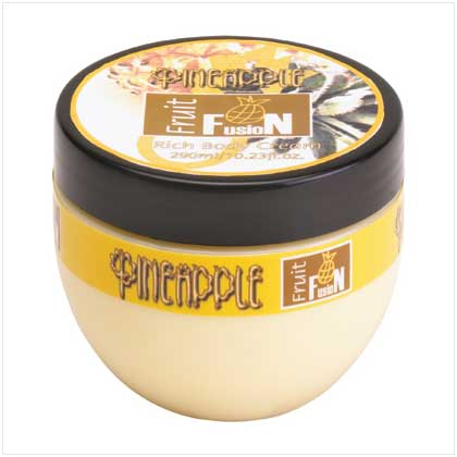Pineapple Scent Body Cream