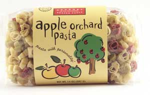 Bushel of Apples Pasta with Personality