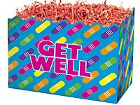 Band Aid Get Well Box