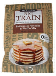 Big Train Low Carb Buttermilk Pancake & Waffle Mix