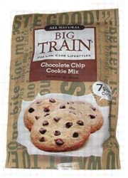 Big Train Low Carb Chocolate Chip Cookie Mix