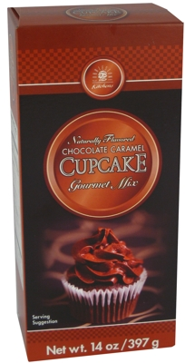 Chocolate Caramel Gourmet Cupcake Mix