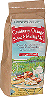 Cranberry Orange Muffin/Scone Mix
