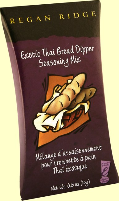 Exotic Thai Bread Dipper Seasoning Mix