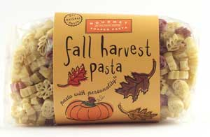 Fall Harvest Pasta with Personality