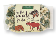 In the Woods Pasta with Personality