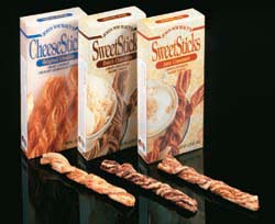 John Macy's Java Cinnamon Sweet Sticks