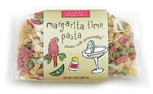 Margarita Pasta with Personality