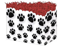 Paw Prints Box