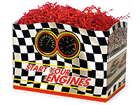 Start Your Engines Box