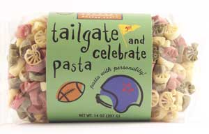 Tailgate Pasta with Personality