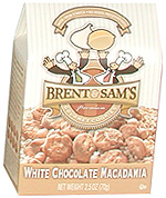 Brent & Sam's White Chocolate Macadamia Nut Cookies