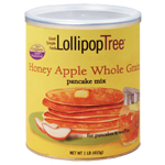 Honey Apple Whole Grain Pancake Mix