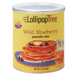 Wild Blueberry Pancake Mix