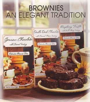 Brownie & Frosting Mix