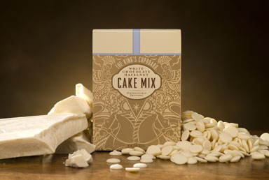 White Chocolate Hazelnut Cake Mix