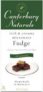 Rich & Creamy Microwave Fudge Mix