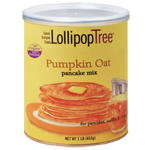 Pumpkin Oat Pancake Mix